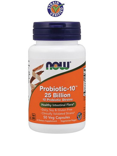 Probiotic 10 25 Billion