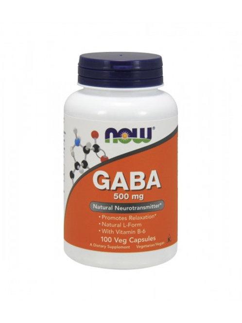Gaba com Vitamina B-6