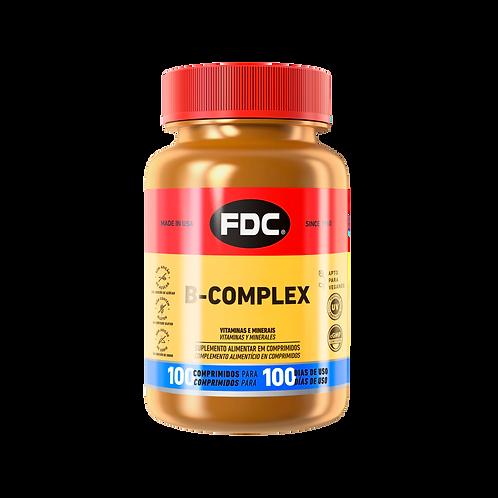 FDC Vitaminas do Complexo B