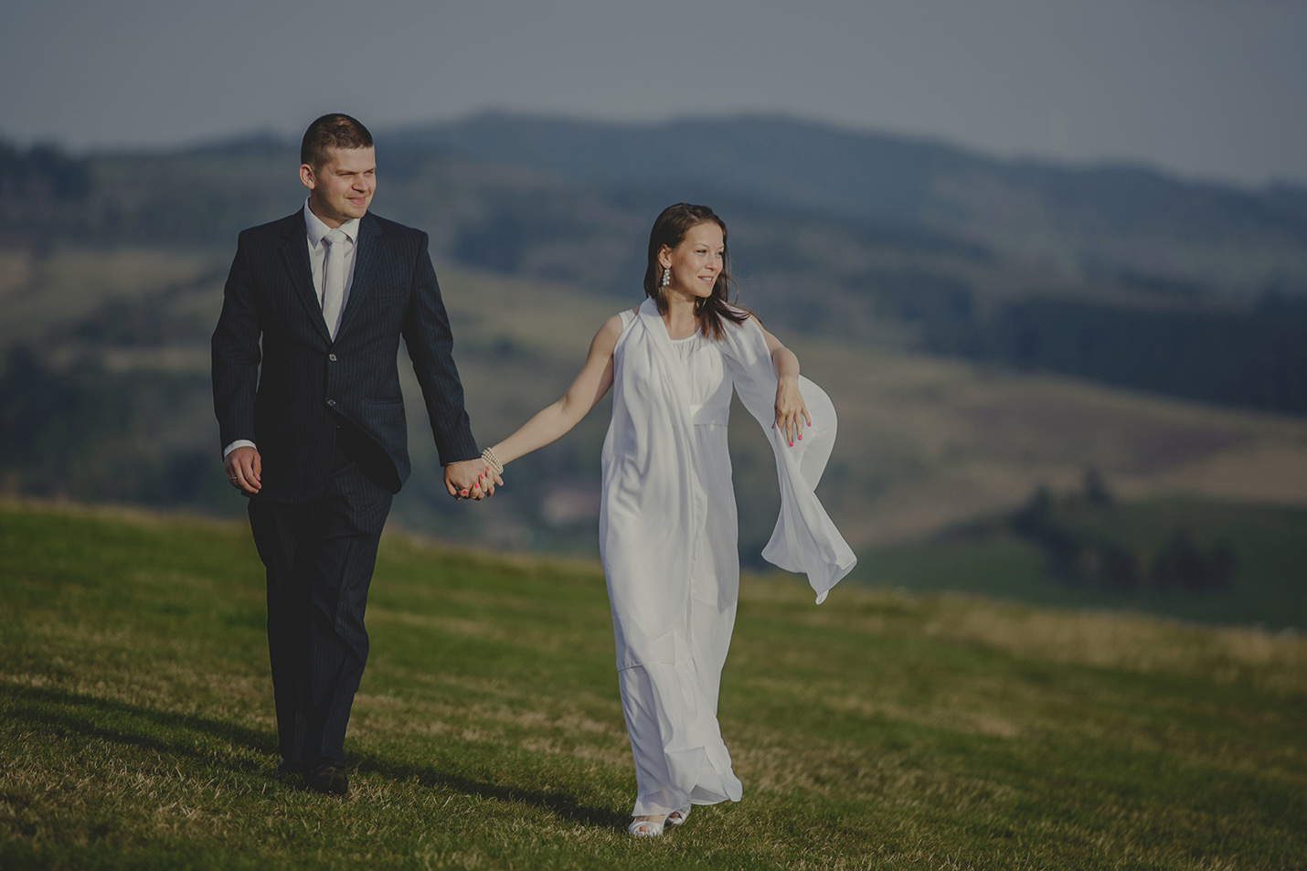 404. Dzień ślubu Agaty i Łukasza