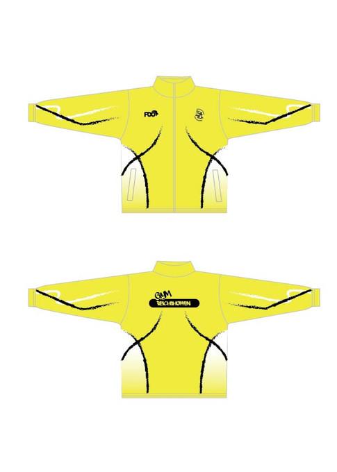 Design d'une veste