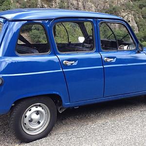 Renault 4 GRANDGUILLAUME Self
