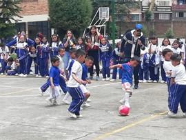 Liceo Infantil Nuevos fundadores