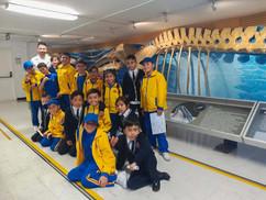Paseo escolar acuario