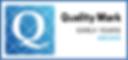 Quality Mark Award - logo for EarlyYears