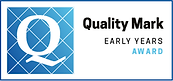 Quality Mark Award - logo for EarlyYears