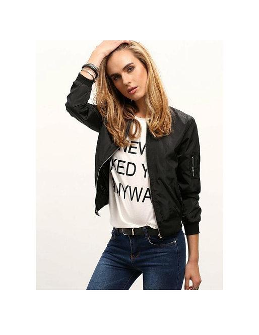 Jacket Negra