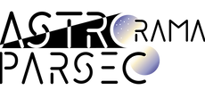 logo parsec astrorama couleur fond trans