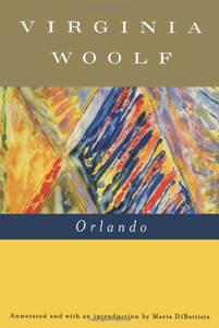 Cover of Orlando A Biography