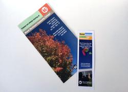 Bookmark & Credit Course Brochure
