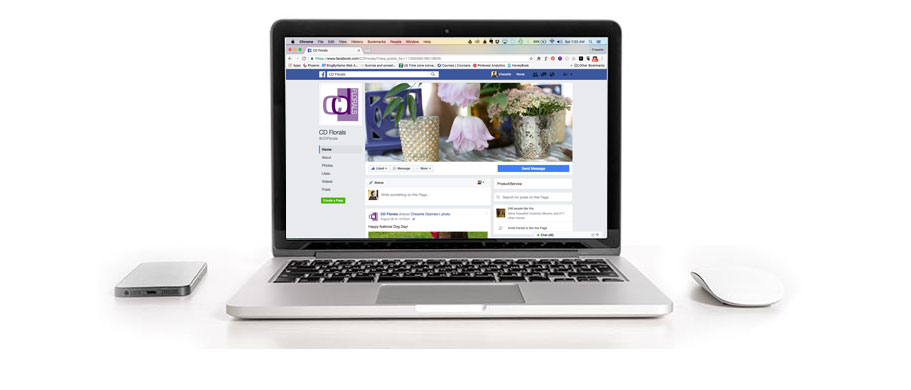 Facebook Page Design & Management