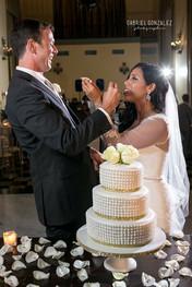 Wedding at El Convento Hotel