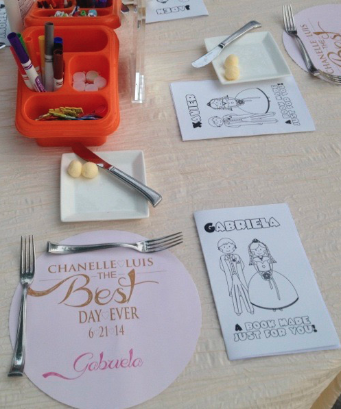 Placemat & Coloring Book