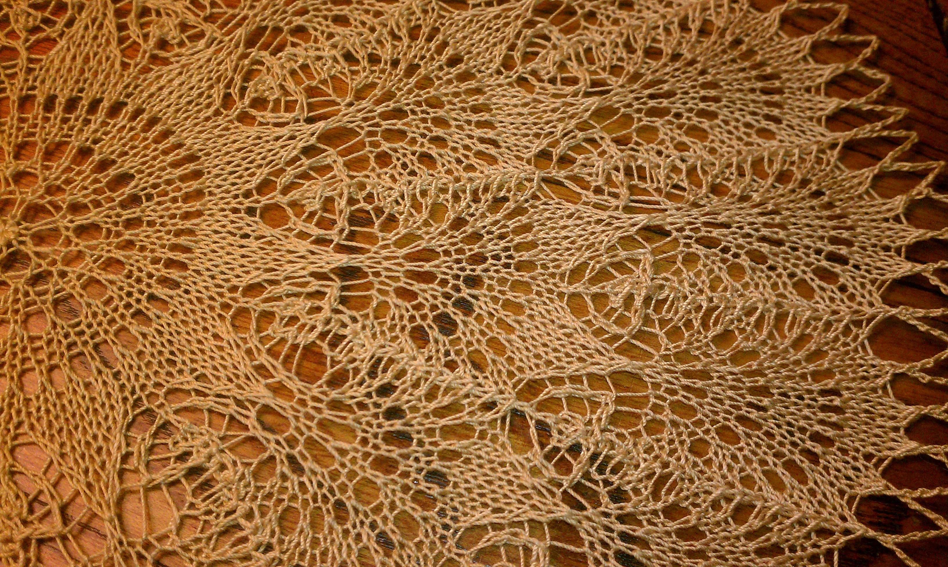 Queen's Lace Doily
