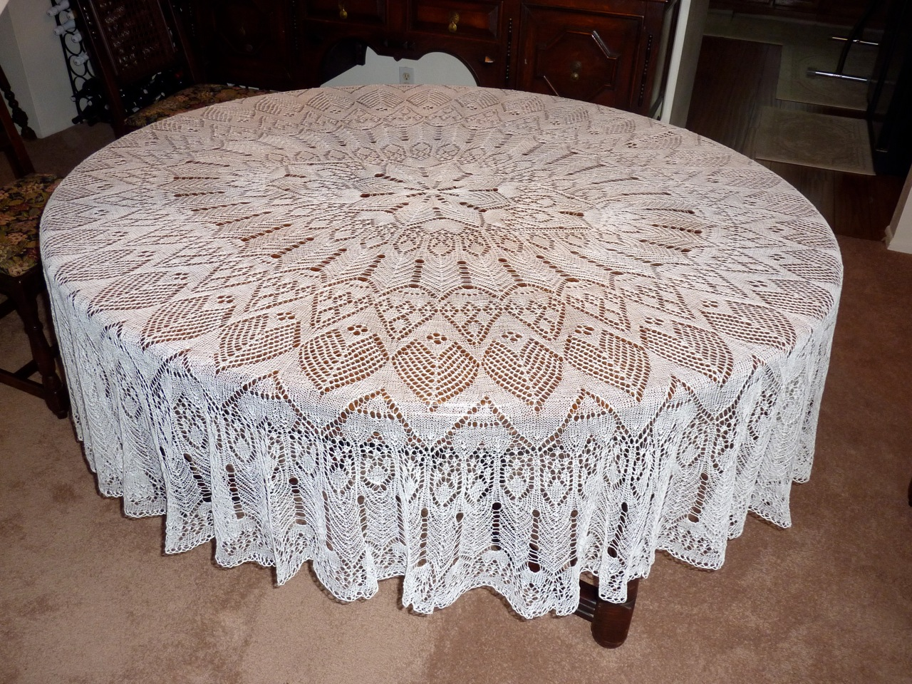 Duchrow Tablecloth