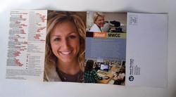 Quarter Fold Brochure Back