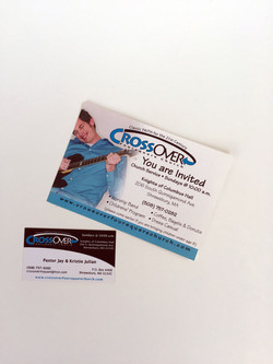 Logo Business Card & Postcard Design
