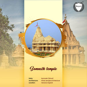 Koyas Incense Incredible temples of India : Unkown Secrets & Facts of SOMNATH TEMPLE