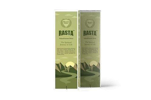 Koya's Rasta Premium Incense Sticks Pack of-5