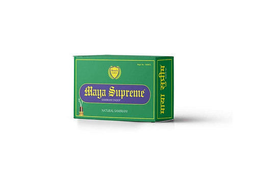 Koya's Maya Supreme Stem Sambrani - Pack of 12