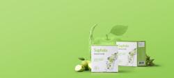 Saphala Green Apple Soap