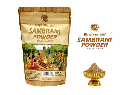 Koya's Agarbathi Maya Supreme Sambrani Powder