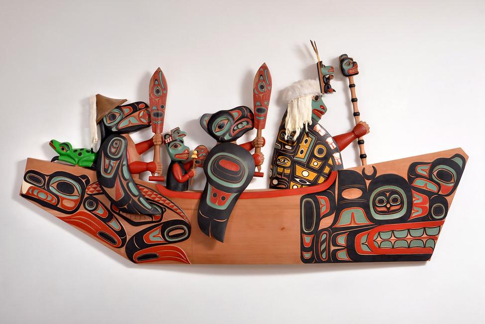 The Canoe Journey