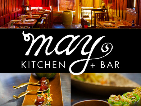 Restaurant Announcement | May Kitchen + Bar
