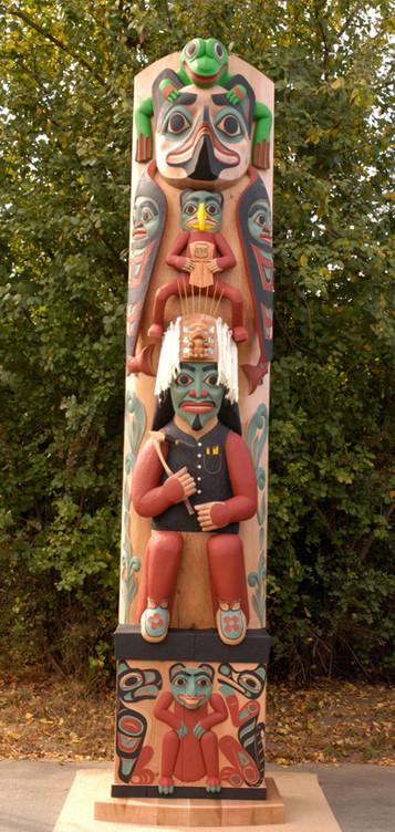 USFS Totem Pole