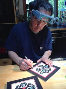 Israel Hand-Signing Art Prints