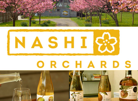New Cidery Announcement   Nashi Orchards