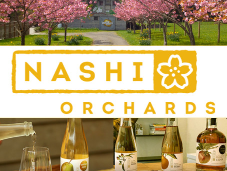 New Cidery Announcement | Nashi Orchards