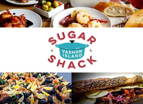 Restaurant Announcement   Sugar Shack