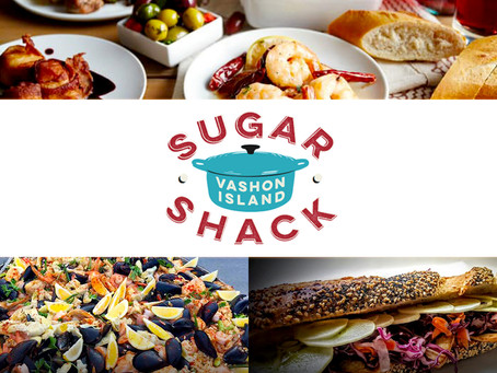 Restaurant Announcement | Sugar Shack