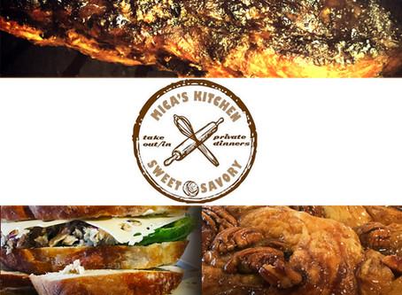 Restaurant Announcement   Mica's Kitchen
