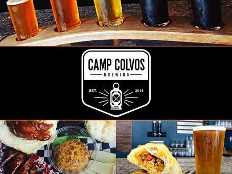 New Brewery Announcement! Camp Colvos joins Vashon Eats!