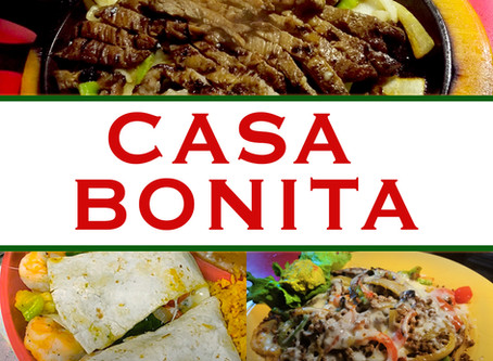 New Restaurant Announcement   Casa Bonita