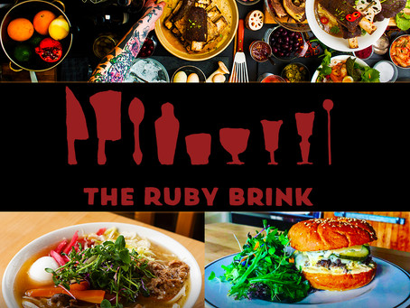 Restaurant Announcement | The Ruby Brink