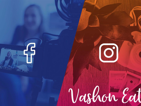 Follow Vashon Eats on Social Media!