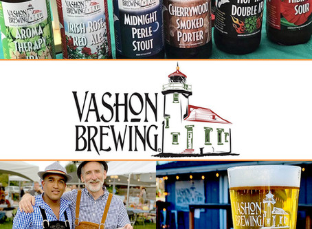 New Brewery Announcement   Vashon Brewing