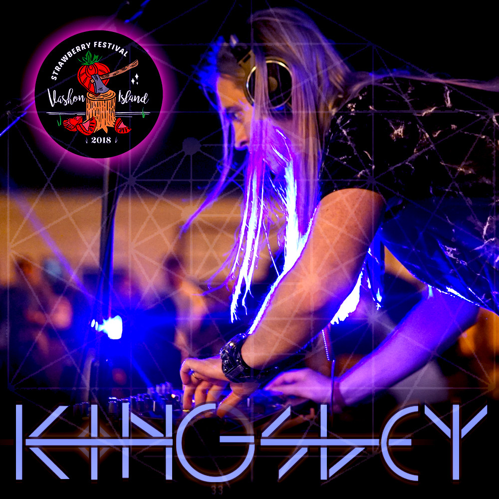 KINGSLEY Frequency Strawberry Festival Mix 2018