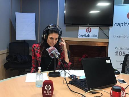 Nueva herramienta Myme para Pymes protagonista en Capital Radio