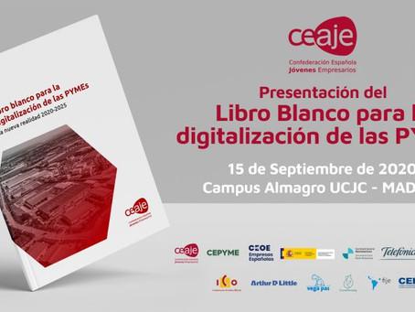 Snippet participa en el Libro Blanco para la digitalización de las PYMES