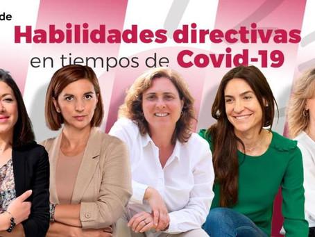 Habilidades directivas en tiempos de COVID