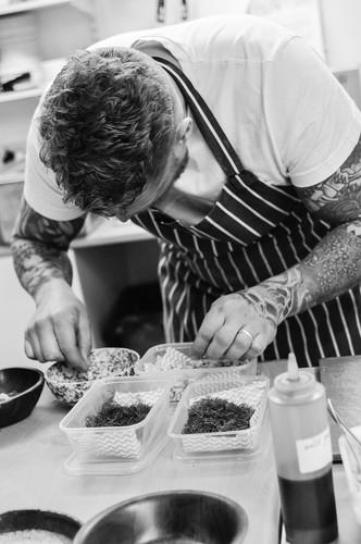 FOUR Pop-Up Series | Restaurant Photography