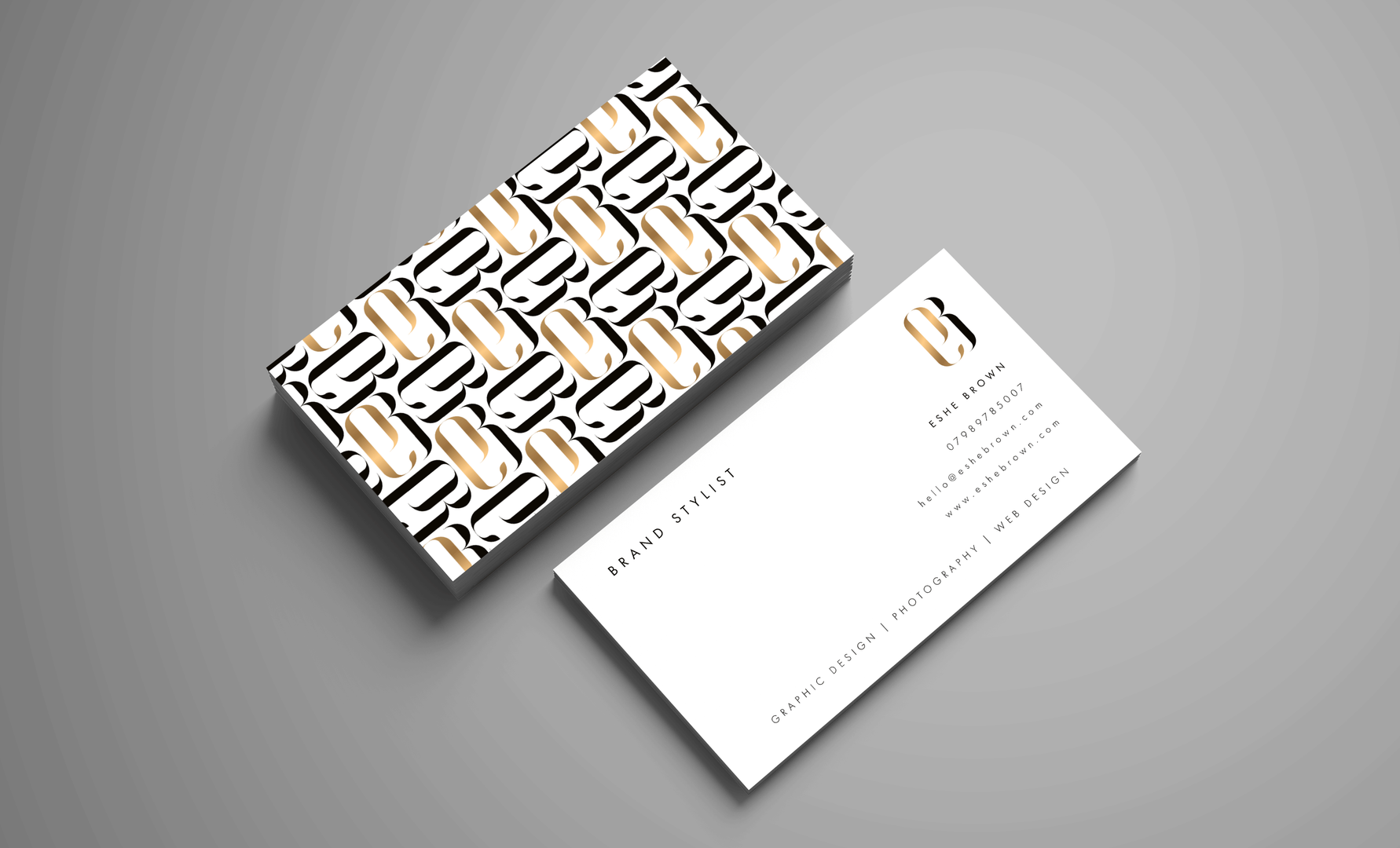 Buiness card design