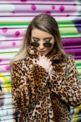 Maddie in Wonderland | Fashion Photography