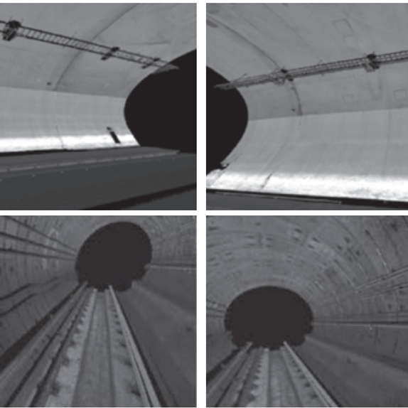 Using LiDAR and BIM for Tunnel Monitoring and Management