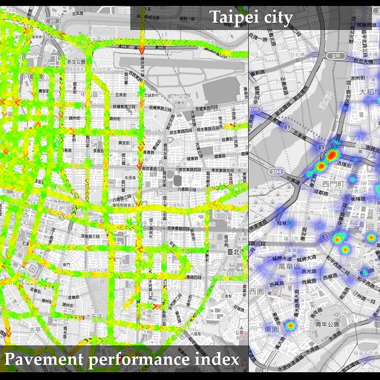 Crowdsourcing Pavement Performance Monitoring