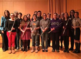 Capital University Flute Choir